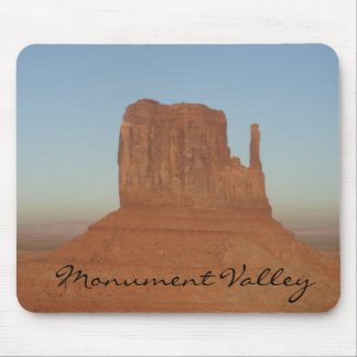 Beautiful afternoon, Monument Valley Mouse Pad