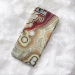 Beautiful Agate Stone iPhone Print Barely There iPhone 6 Case