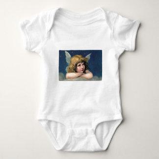 Beautiful Angel Etching T-shirt