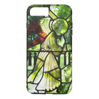 Beautiful Angel Stained Glass Window Photograph iPhone 8 Plus/7 Plus Case