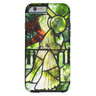 Beautiful Angel Stained Glass Window Photograph Tough iPhone 6 Case
