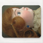 Beautiful Antique Steiner Doll Mousepad