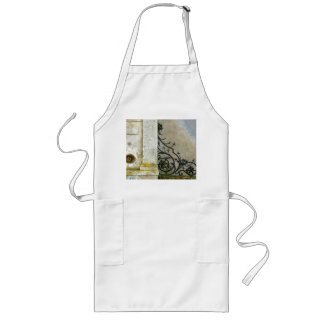 Beautiful apron with French design