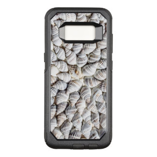 Beautiful arranges Shellfish OtterBox Commuter Samsung Galaxy S8 Case