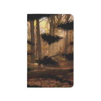 beautiful artistic painting Notebook Journal