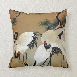 Beautiful Asian Art Cushion