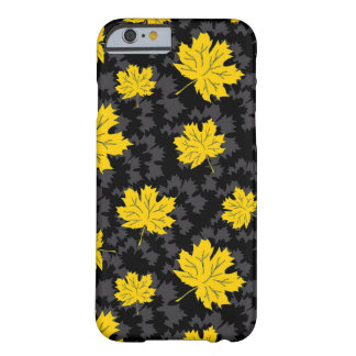 Beautiful autumn background barely there iPhone 6 case