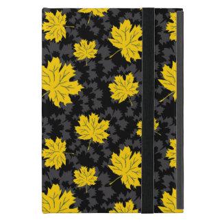 Beautiful autumn background cover for iPad mini