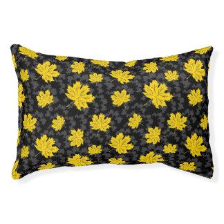Beautiful autumn background pet bed