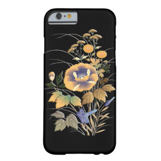 Beautiful autumn flowers barely there iPhone 6 case