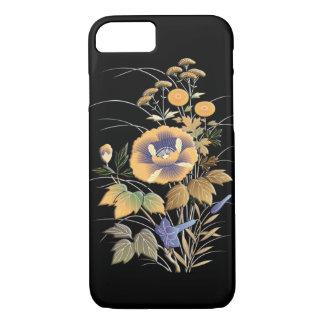 Beautiful autumn flowers iPhone 8/7 case