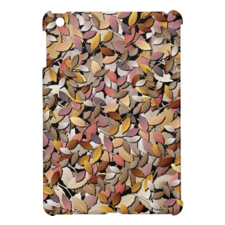 Beautiful Autumn Leaves iPad Mini Case