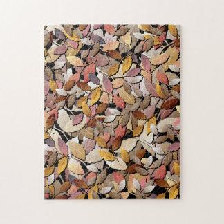 Beautiful Autumn Leaves Jigsaw Puzzle