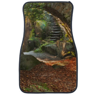 Beautiful Autumn Scene Car Mat
