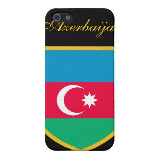 Beautiful Azerbaijan Flag iPhone 5/5S Case