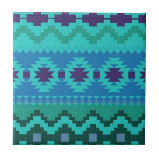 Beautiful Aztec Print Tile