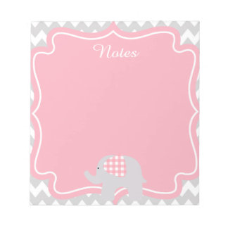 Beautiful Baby Shower Custom Note Pad