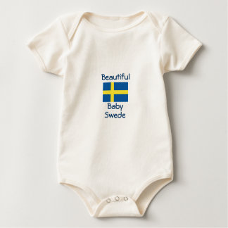 Beautiful Baby Swede Scandinavian Baby Bodysuit