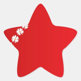 beautiful background beauty bloom flower star sticker
