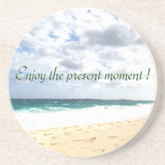 Beautiful Bahamian Beach Coaster