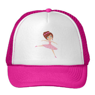 Beautiful ballerina Cap