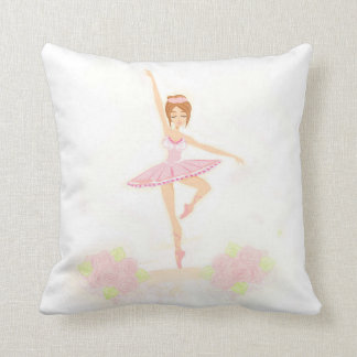 Beautiful ballerina  Cushion