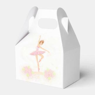 Beautiful ballerina  Favour Box