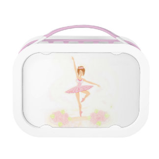 Beautiful ballerina  lunch box