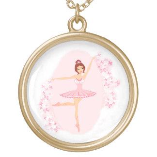 Beautiful ballerina  Necklace