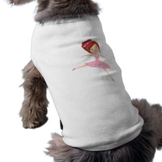 Beautiful ballerina Pet Clothing