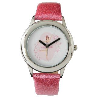 Beautiful ballerina  Watch