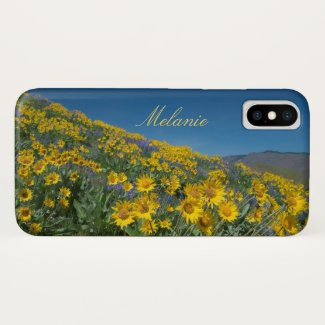 Beautiful Balsamroot Bloom Case-Mate iPhone Case