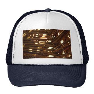 Beautiful Basket Mesh Hats
