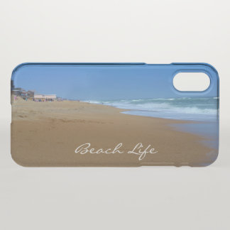 Beautiful Beach-Beach Life by Shirley Taylor iPhone X Case