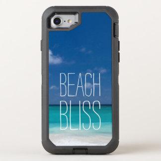 Beautiful Beach Bliss OtterBox Defender iPhone 7 Case