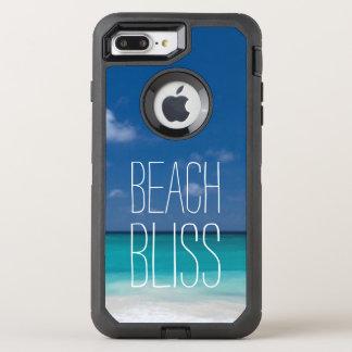 Beautiful Beach Bliss OtterBox Defender iPhone 7 Plus Case