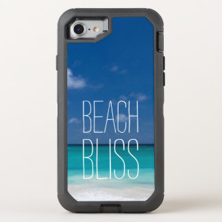 Beautiful Beach Bliss OtterBox Defender iPhone 8/7 Case