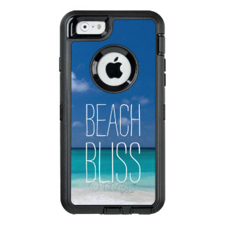 Beautiful Beach Bliss OtterBox Defender iPhone Case