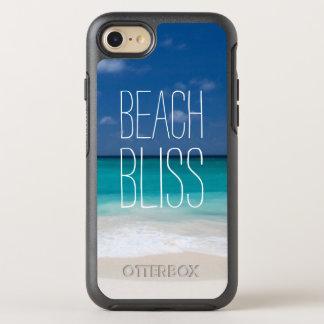 Beautiful Beach Bliss OtterBox Symmetry iPhone 7 Case