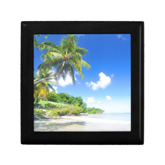 Beautiful beach gift box