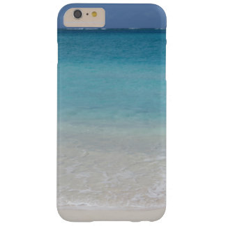 Beautiful Beach   Turks and Caicos Photo Barely There iPhone 6 Plus Case