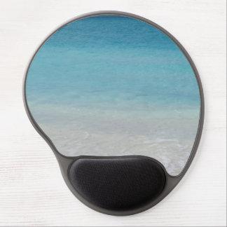 Beautiful Beach | Turks and Caicos Photo Gel Mousepads