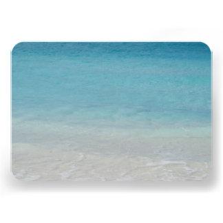 Beautiful Beach Turks and Caicos Photo Invitation