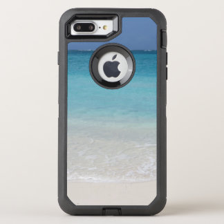 Beautiful Beach | Turks and Caicos Photo OtterBox Defender iPhone 8 Plus/7 Plus Case