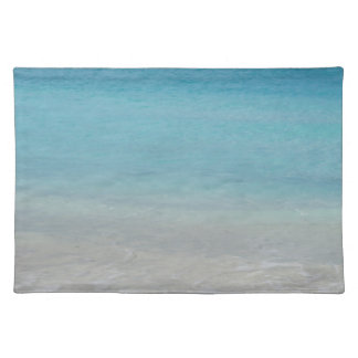 Beautiful Beach | Turks and Caicos Photo Placemat