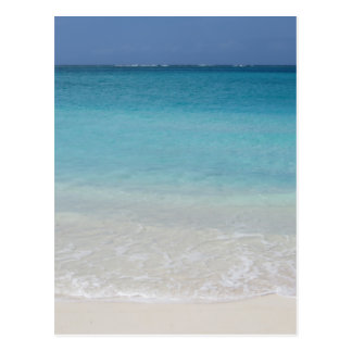 Beautiful Beach | Turks and Caicos Photo Postcard