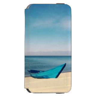 Beautiful Beach Turquoise Water Incipio Watson™ iPhone 6 Wallet Case