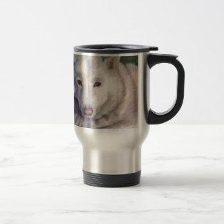 Beautiful Bear Travel Mug