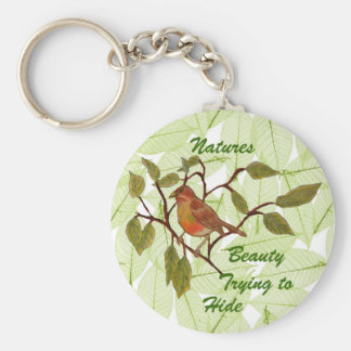 Beautiful Birdie Key Chains