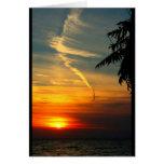 Beautiful Birthday From Sunrise To Sunset Greeting Card